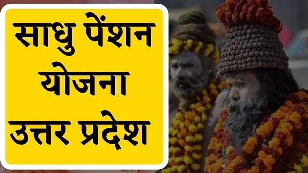 sadhu pension yojana up in hindi